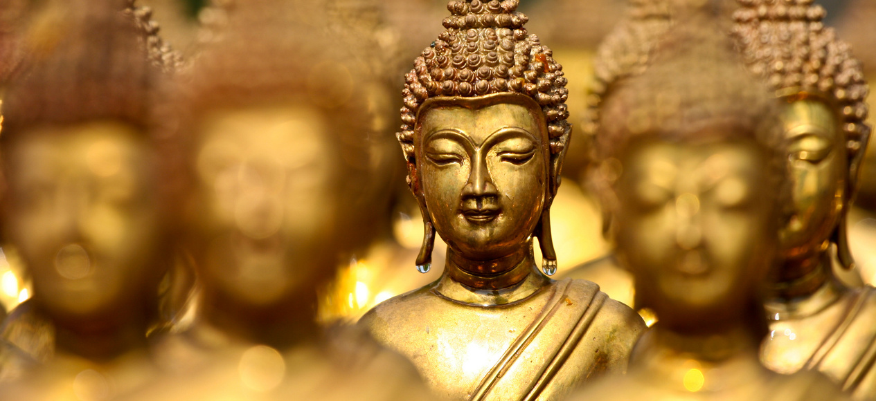 Bouddhas...